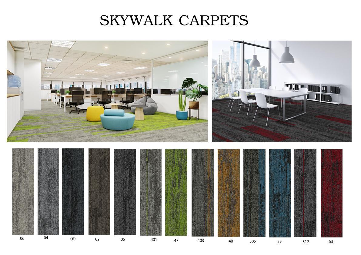 thảm trải sàn skywalk
