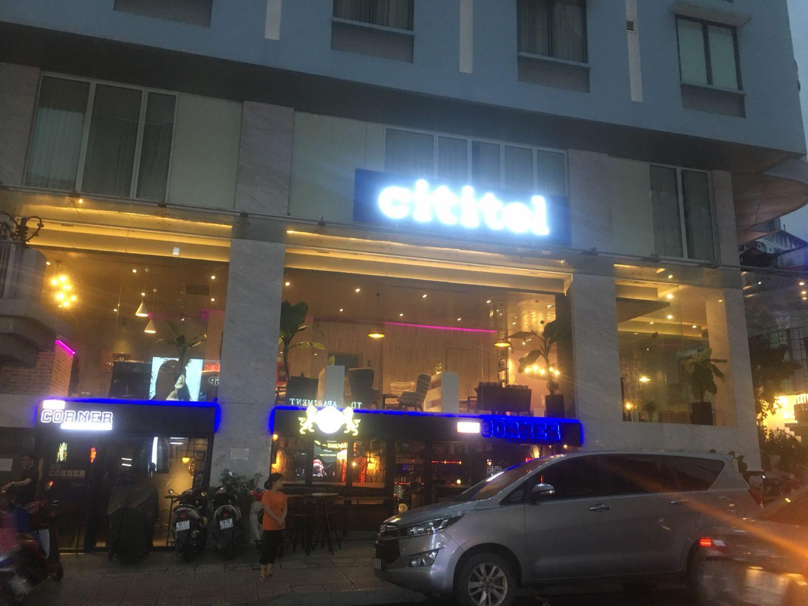 thảm trải sàn cho Cititel Hotel Bến Thành Quận 1 TPHCM