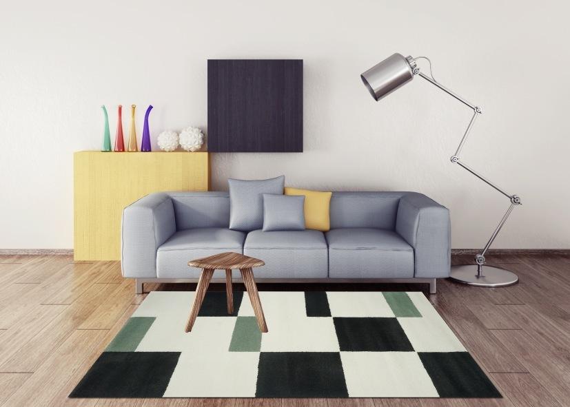 4 cách chọn thảm trải sàn phòng khách