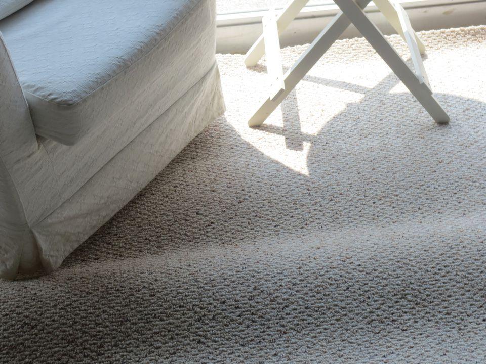 Rất độc hại khi dùng thảm trải sàn kém chất lượng