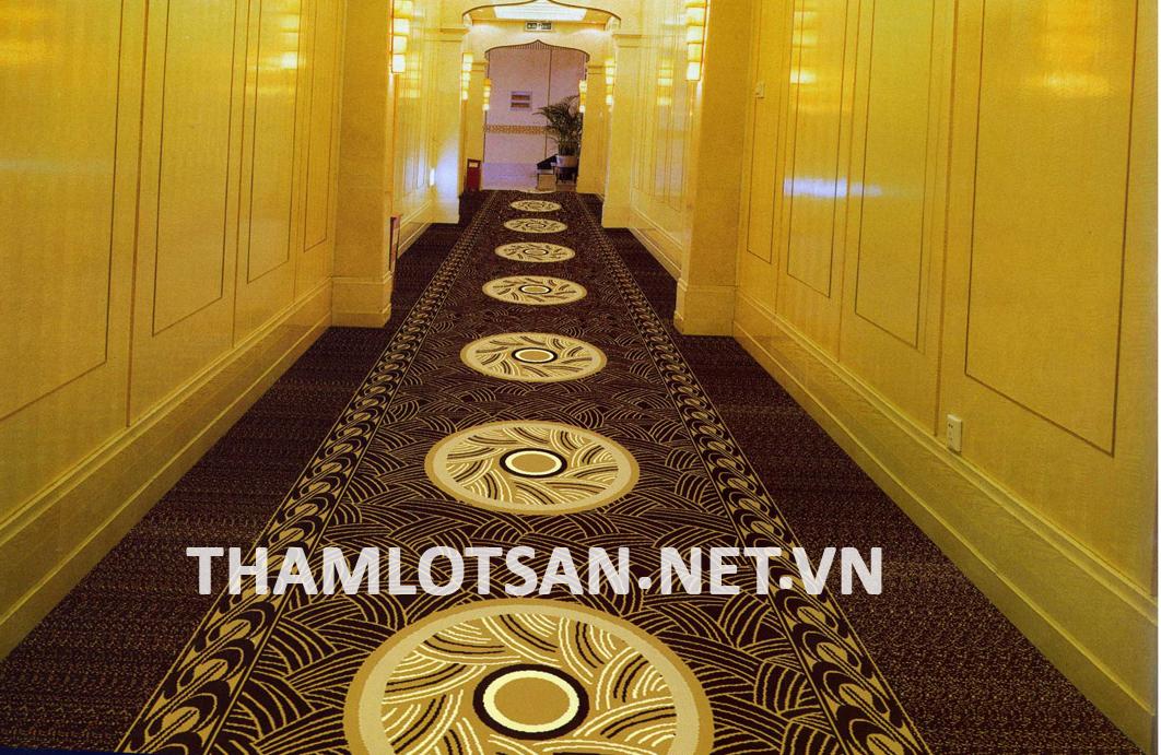 thảm trải sàn hành lang