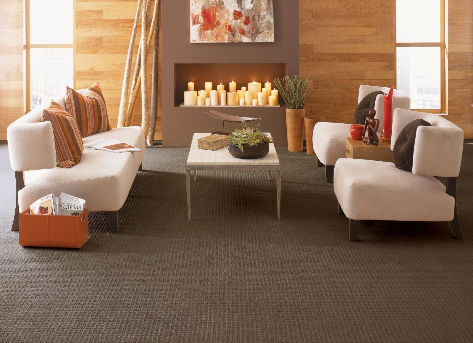 Tiện nghi và thời trang hơn với thảm trải sàn dạng tấm